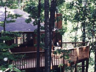 Rocky Falls Retreat - Nebo vacation rentals