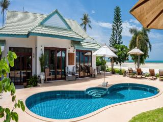 Chai Haat 4BR Luxury Beachfront Villa - Lamai Beach vacation rentals