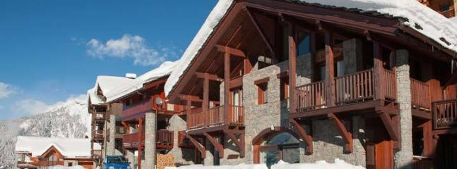 Chalet Helene - Self-catered -  Sleeps 8 - Savoie vacation rentals