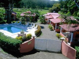 Villas Majolana T2 hotel/cabinas - Carara vacation rentals