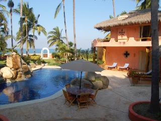 Casa Cielito - Beachfront! - San Pancho - Nayarit vacation rentals