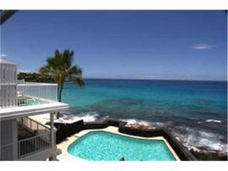 Nice Condo with Internet Access and Water Views - Kailua-Kona vacation rentals