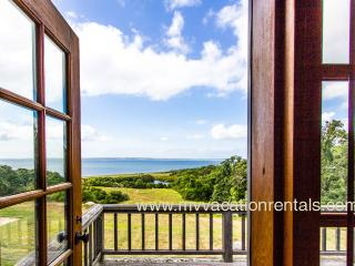 FIELC - Spectacular Sunsets, Ocean View Main and Guest House, Private - West Tisbury vacation rentals