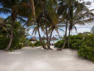 Casa De Las Palmas - Tulum Beach Homes - Tulum vacation rentals
