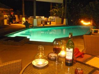 SAMUI BLU.   Koh SAMUI'S most popular 4 star Villa - Choeng Mon vacation rentals