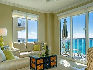 BEAUTIFUL BEACHFRONT CONDO FOR 8!  PET FRIENDLY*! OPEN WEEK OF 4/11 10% OFF - Panama City Beach vacation rentals