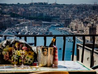 Luxury 17th Century Palazzo - The Penthouse - Valletta vacation rentals