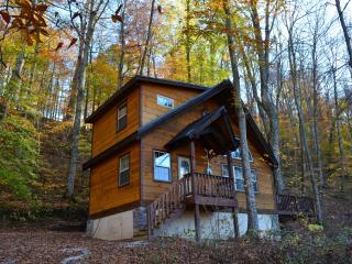 Fireside, Luxurious cabin in the Red River Gorge! - Pine Ridge vacation rentals
