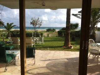 nice villa with garden right on the waterfront - Nabeul vacation rentals