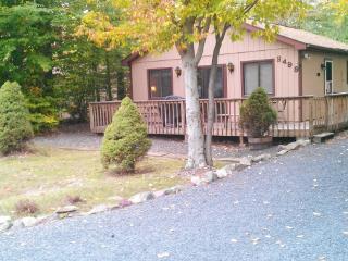 2 bdr./Mt.. Pocono area, with 7 person hot tub - Tobyhanna vacation rentals