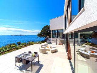 Modern & Luxurious Beachfront Villa 3 in Dalmatia - Primosten vacation rentals