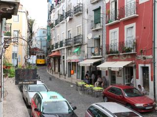 Apartment with terrace in scenical Lisbon - Lisbon vacation rentals