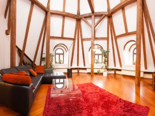 Luxury Loft 2BR, 2BA Penthouse Old Town apartment - Prague vacation rentals