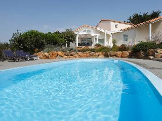 Villa Sequoia, private heatable pool, sleeps 8 - Les Sables-d'Olonne vacation rentals
