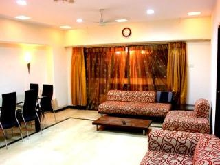 Group service apartment 2 bhk near juhu & airport - Mumbai (Bombay) vacation rentals