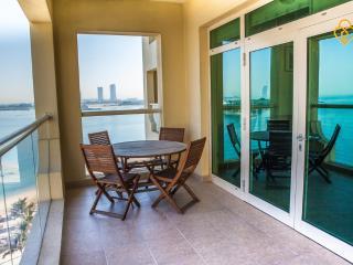 Palm Shoreline #4 Jash Falqua 2 Bedroom Sea View 705 - Palm Jumeirah vacation rentals