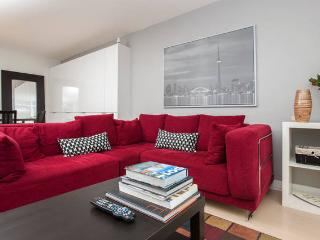 Spacious 2BR/2BA Condo Suite - Toronto vacation rentals