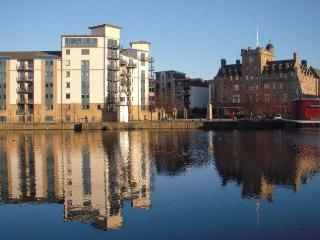 The Shore View Apartment, Leith, Edinburgh. - Edinburgh vacation rentals