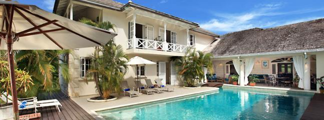 SPECIAL OFFER: Barbados Villa 31 Encircles A Large Central Pool Onto Which The Ground Floor Bedrooms And Terrace Open. - Image 1 - Sandy Lane - rentals