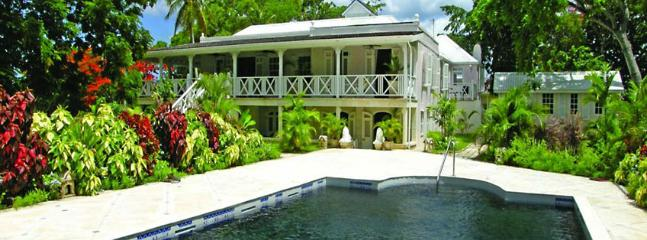 SPECIAL OFFER: Barbados Villa 27 Spectacular, Remodelled Estate House Nestled In A Secluded Clutch Of Mahogany Trees At The End  - Bridgetown vacation rentals