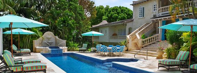 SPECIAL OFFER: Barbados Villa 3 Set In Large Beautifully Landscaped Gardens With An Enchanting Raised Jacuzzi And Plunge Pool. - Sandy Lane vacation rentals
