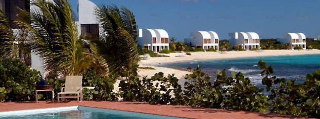 SPECIAL OFFER: Anguilla Villa 156 Breathtaking Views Of The Glistening White Fine Sand Beach, Turquoise Sea And Clear Blue Sky. - West End vacation rentals
