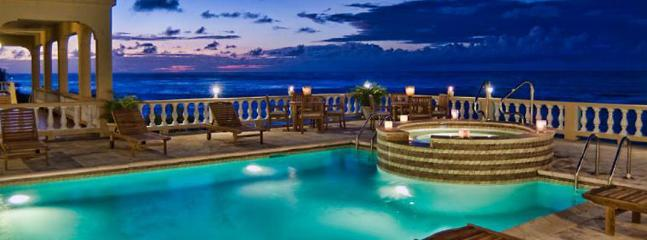 AVAILABLE CHRISTMAS & NEW YEARS: Anguilla Villa 148 Quiet Conversation, Reflection And Peaceful Meditation To The Pulse Of The C - Anguilla vacation rentals