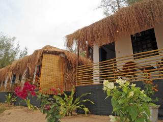 Goa Patnem beach front cottages - Patnem vacation rentals