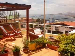 B&B with the best view in Valparaiso - Valparaiso vacation rentals