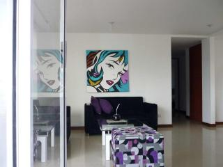 3 bed 3 bath in exclusive Provenza area in Poblado - Medellin vacation rentals