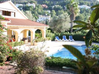 Comfortable 3 bedroom Villa in Pedreguer with Internet Access - Pedreguer vacation rentals