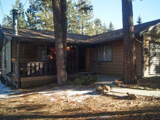 #075 Come on Up!  Lake & Ski Cabin - Big Bear Lake vacation rentals