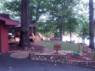 Stunning lake views & close to downtown Greenville - Cleveland vacation rentals