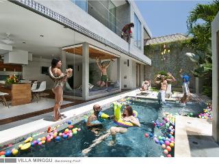 Minggu Villas 5, Seminyak, 4BR - Seminyak vacation rentals