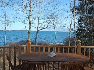 Oceanfront Artist's Retreat, Private Beach - Spruce Head vacation rentals