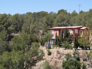 6 bedroom Finca with Internet Access in Cala Finestrat - Cala Finestrat vacation rentals