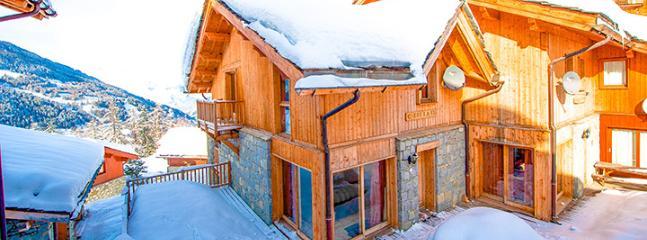 Chalet C'est La Vie - Self-catered - Sleeps 8 - Savoie vacation rentals