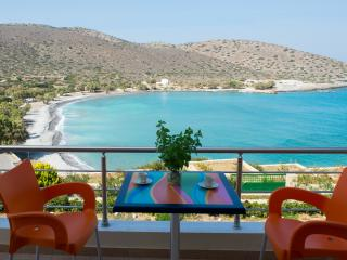 Helios Suite, Seafront Vacation Apartment - Kavousi vacation rentals