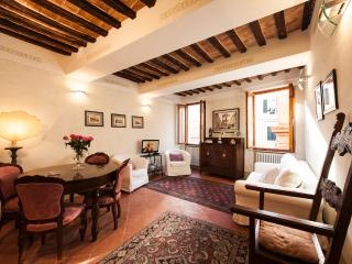 Beautiful 2 bedroom Apartment in Siena with A/C - Siena vacation rentals