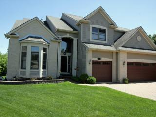 4 bed 2 1/2 bath Home Close to Rt 90 - Illinois vacation rentals