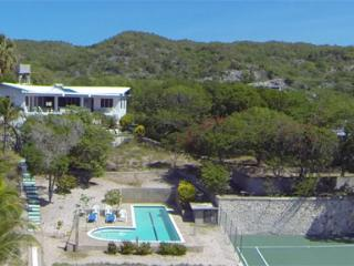 Beachfront villa with pool, tennis, superb view - Treasure Beach vacation rentals