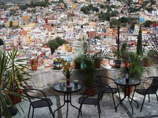 2 Bedroom Apartment with Best Panoramic Views - Guanajuato vacation rentals
