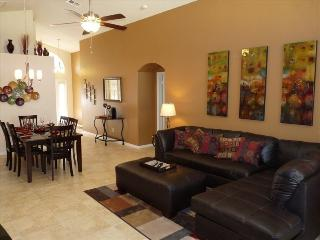 PLATINUM SOUTH FACING LUXURY VILLA !! - Central Florida vacation rentals