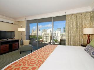 Wyndham Royal Garden Resort (studio condo) - Honolulu vacation rentals