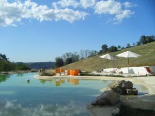 Big rooms for family with pool, spa, restaurant - Province of Parma vacation rentals