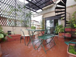 Penthouse apartment with view in Rome - Rome vacation rentals