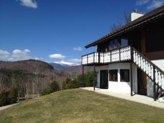 Bartlett condo near Story Land and skiing with Mt Washington Views. - Conway vacation rentals