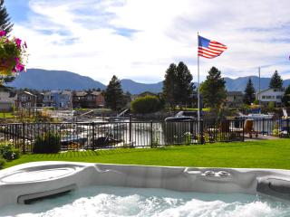 Tahoe Keys Waterfront~huge spa, dock in backyard - South Lake Tahoe vacation rentals