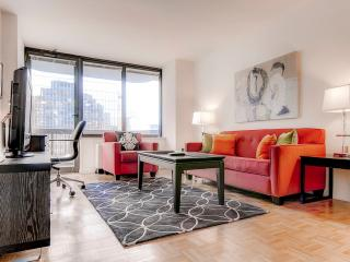 Lux Midtown West 1BR near Park - New York City vacation rentals