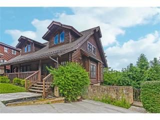 Log Heaven At Golf View - Tennessee vacation rentals
